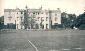 Blendon Hall 1902
