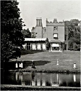 Blendon Hall in the 1920s