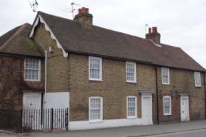 Jay's Cottages in Blendon Road, 2013