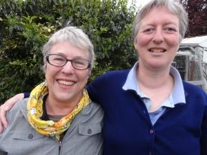 Rowena and Margi